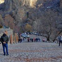 В горах :: Михаил Рогожин