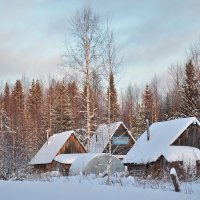 Накануне Рождества :: Viktor Pjankov