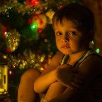 В ночь на рождество. :: Георгий
