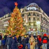 Путешествие в Рождество на Моховой... :: Anatoley Lunov