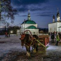 Ближе к вечеру... :: Viacheslav Birukov