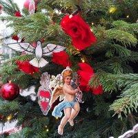 Счастливого Рождества!!! :: Галина