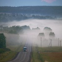 Туман. :: Алекс Ант
