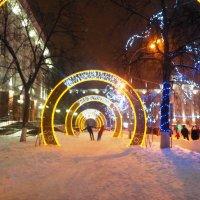 С Рождеством! :: Ильсияр Шакирова