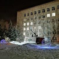 Последний рабочий день :: Евгений Алябьев