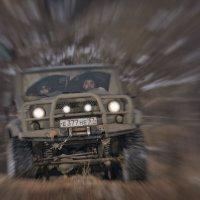 Off Road :: Женя Лузгин