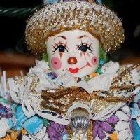 Клоун. Кукольная мастерская на Ланском :: Надежд@ Шавенкова