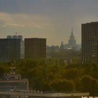 Москва :: Владимир Барышев