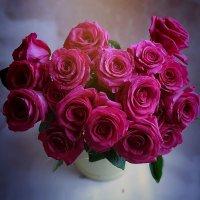 Розы... :: Марина Леонидовна