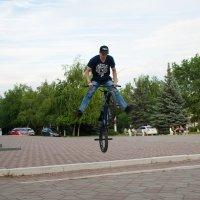 BMX спорт :: Глеб Дубинин