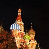 Ночью на Красной площади :: Светлана