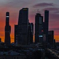 Редкий декабрьский рассвет :: Ирина Шарапова