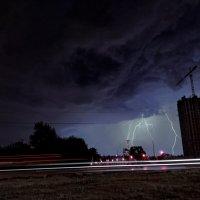 storm and lightning, :: Кирилл Александрович