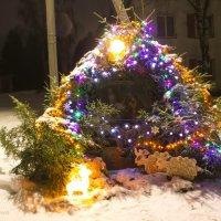 Рождественский вертеп :: Сергей Кочнев