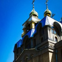 церковь :: Кристина Гаранина