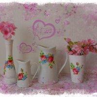 Розовая симфония :: Nina Yudicheva
