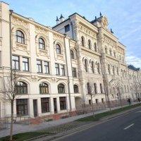 Здание Политехнического музея на Новой площади :: Ольга Довженко