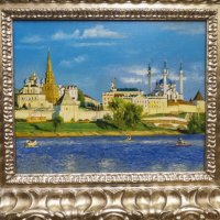 Выставка Никаса Сафронова :: Валентин Семчишин