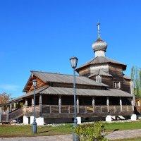 Троицкая церковь :: Сергей Осин