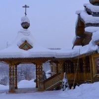 Храм Иоанна Воина :: Нина северянка