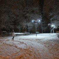 Первый снег в Воронеже выпал 11 Января :: Gen Vel