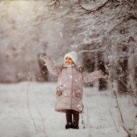 Снег пошел :: Маргарита Черкасова