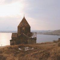 Армения, озеро Севан, храм Севанаванк. :: Liliya