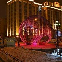 Снова Новый год, но старый..... :: Larisa Simonenkova