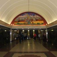 Ст. метро Трубная :: Валерий