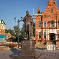 Н.В.Гоголь в Йошкар-Оле :: MILAV V