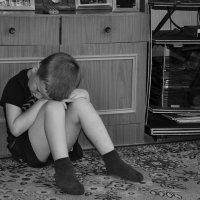 Мальчишки тоже плачут :: Ирина Данилова