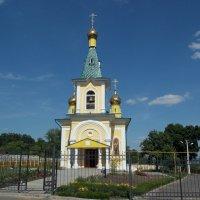 Деревенская церковь :: Александр Гриценко