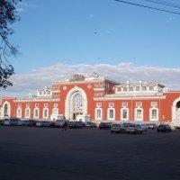 Курский вокзал :: Александр Гриценко