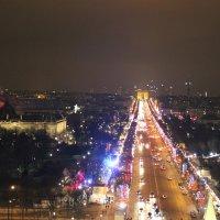 Париж. Елисейские поля :: Юлия Валиахметова