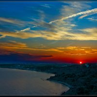 Восход над бухтой Толстяк :: Александр