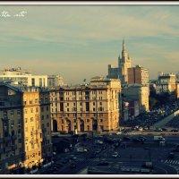 Москва.Утро. :: Анна Дурнова