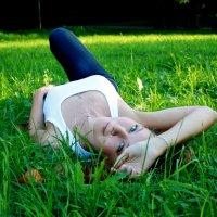 Линии тела :: Евгения Лисина
