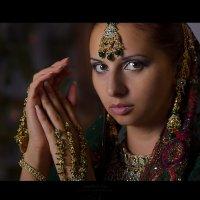 Индия живёт в тебе.... :: Svetlana Kas