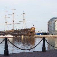 Корабль петровских времен :: Valerii Ivanov
