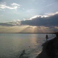 Самое синее в мире Черное море мое! :: Ирина Гафинец