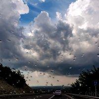 Дождь начинается... :: Елена Васильева
