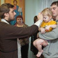 Про таинство православного крещения :: Сергей Черных