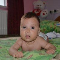 мой сынуля :: Надежда Акимова