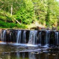водопад :: Juli Chaynikova