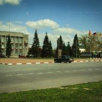 Провинциальная архитектура :: Наталия Дурандина