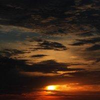 Летний закат :: Владислава Ubiykon