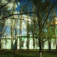Церковь Вознесения Господня :: Наталия Дурандина