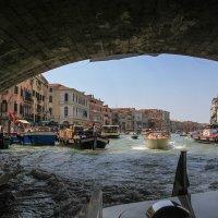 Броуновское движение Венеции :: Вера N
