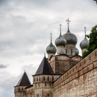 Борисоглебский монастырь :: Вера N