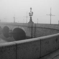 троицкий мост :: Сергей Комолов